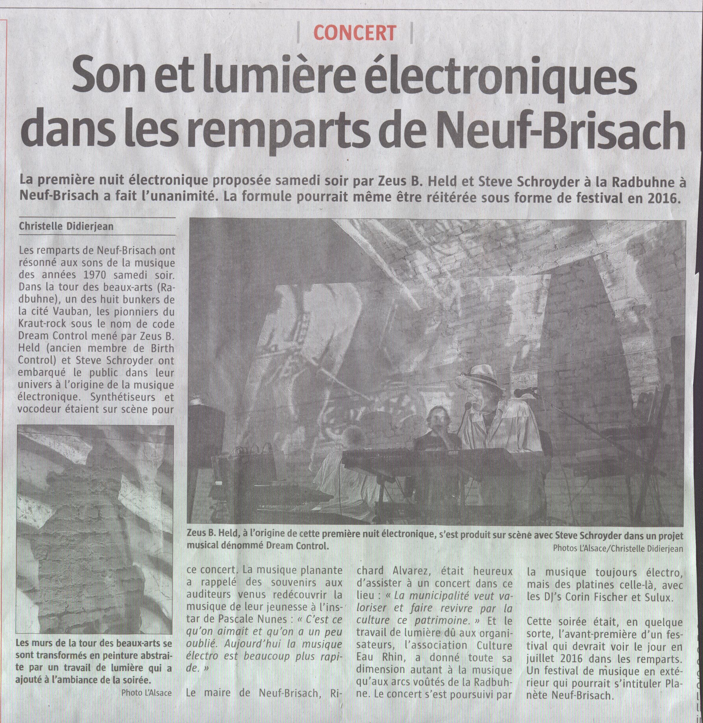 Neuf Brisach - L'Alsace 001