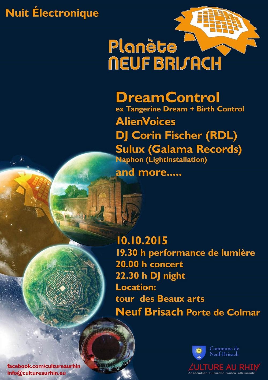 Plakat Neuf Brisach E2